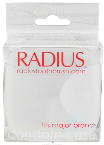 Tampon/Condom Travel Case Small Radius 1 Each