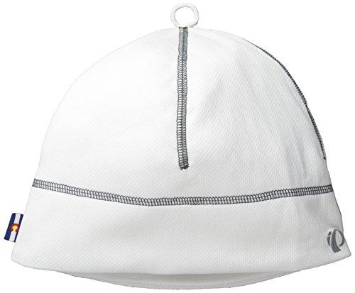 PEARL IZUMI Chapeau de Running Thermique Blanc/Gris Shadow Taille Unique
