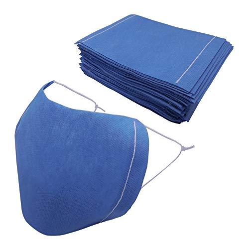 Cubrebocas desechable 1 capa paquete con 150 piezas