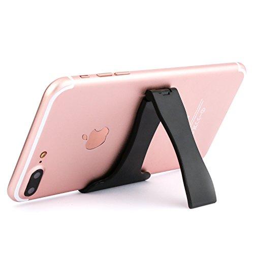 Arktis Pocket Stand Reiseständer Ständer Halterung kompatibel mit Smartphones - Zubehör kompatibel mit Apple iPad iPad Pro iPad Mini iPhone Samsung Galaxy Tab etc.