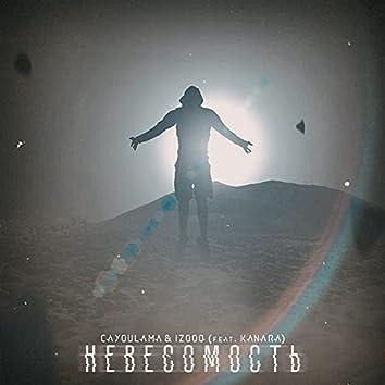 НЕВЕСОМОСТЬ (feat. Kanara)