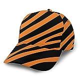 Tiger Stripes Unisex Fashion Baseball Cap...