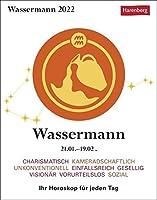 Sternzeichenkalender Wassermann 2022: Ihr Horoskop fuer jeden Tag