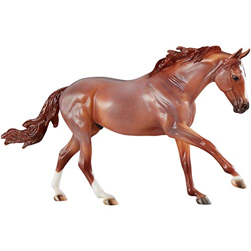 Breyer Horses Traditional Series Peptoboonsmal | Champion Cutting Horse | Horse Toy Model | 14' x 8' | 1:9 Scale Horse Figurine | Model #1829
