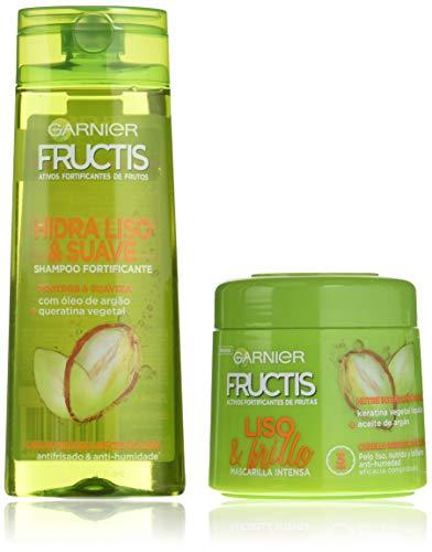 Fructis Garnier Fructis Mascarilla 300 Ml.Hidraliso+Champu