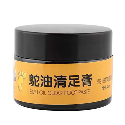 Crema para el cuidado de los pies, crema antimicótica con aceite de emú