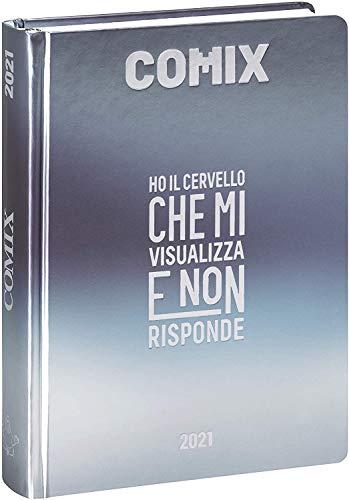 Comix - Diario 2020/2021 16 Mesi - Ghost - Mignon