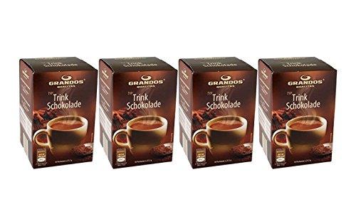 Grandos Trinkschokolade, 4er Pack