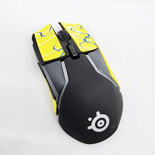 Mouse Anti Slip Grip Tape for SteelSeries Rival 650 Rival 600 Sweat Absorbing Grip Tape