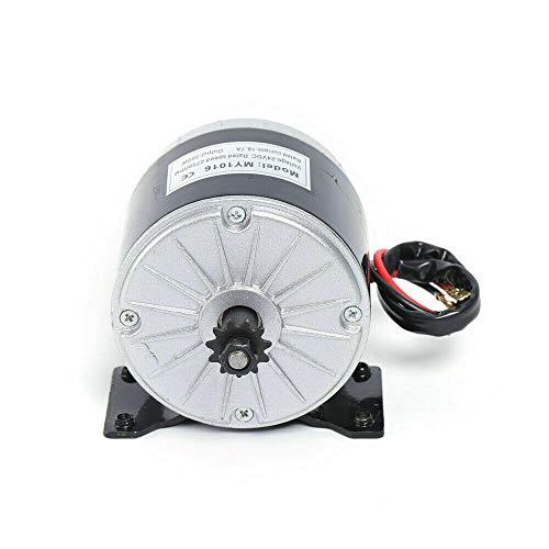 Dauermagnetgenerator Generator, 1x350W Gusseisen Elektrisch Permanent Magnetgenerator Gleichstrommotor Elektromotor MY1016 für Windturbine