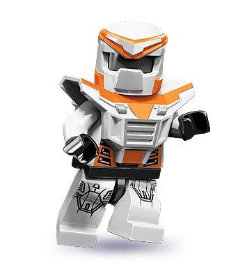 LEGO Figurines à Collectionner: Bataille Mech Mini-Figurine (Série 9)