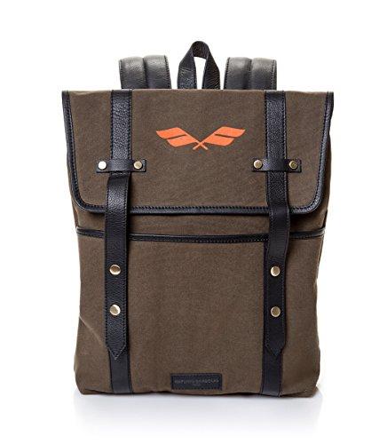 Starlite Shop Antonio Banderas Design Mochila Tipo Casual, 39 cm, 35.0 litros, Khaki