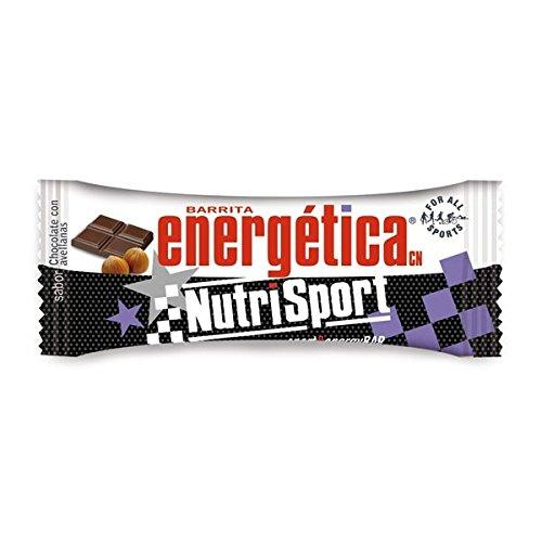 Nutrisport Barrita Energética 12 x 44g Chocolate