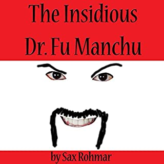 The Insidious Dr. Fu Manchu cover art