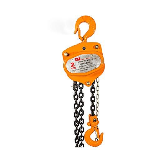 JTB Polipasto Manual de Bloque Chain Hoist Bloque de la Palanca de elevación Cadena...