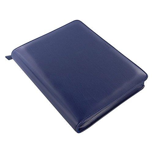 ファイロファックスシステム手帳メトロポールA5ジップネイビー026981正規輸入品