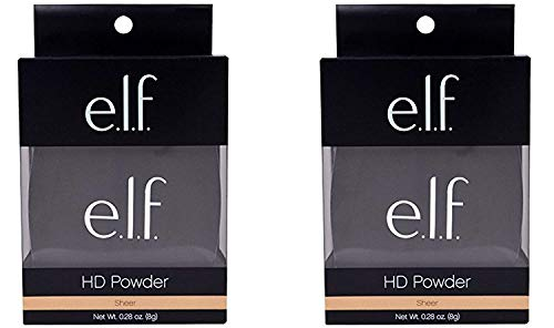 E.L.F. High Definition Powder - Sheer - SHIPS USA & CANADA ONLY, 2...