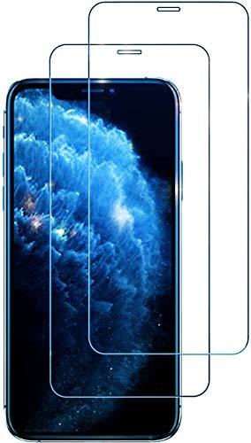 UNO' Protector Pantalla 2 Unidades, Protector Pantalla Cristal Templado Compatible Con Iphone XS MAX, Iphone 11 Pro MAX Vidrio Templado Hd Apto Para Iphone XS MAX Y Iphone 11 Pro MAX.