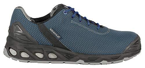 COFRA 73000-002.W45 Hertz schoen, S3, SRC, blauw, 45 maat
