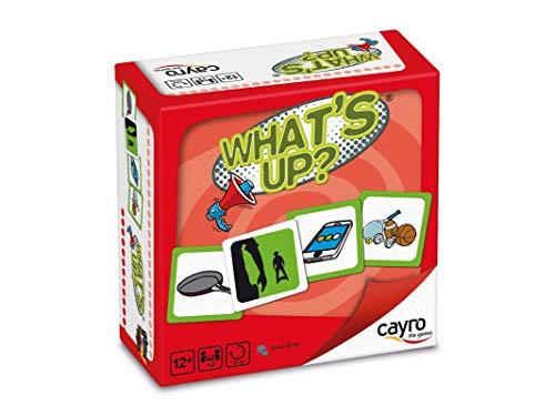 Cayro - What´s Up? - Juego para jóvenes y Adultos - Desarrollo...