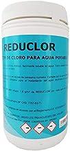 REDUCLOR: Reductor de Cloro para la desinfección del Agua de Consumo y Piscina. Bote 1 kg