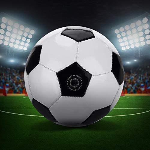 DAUERHAFT Niños Deporte al Aire Libre Fútbol Niños Disparar Fútbol Juegos de Juguetes de fútbol Durables para Entrenamiento de fútbol