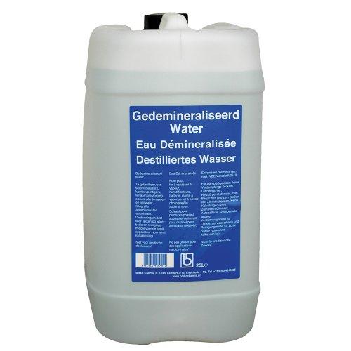 Gedemineraliseerd water (25ltr)