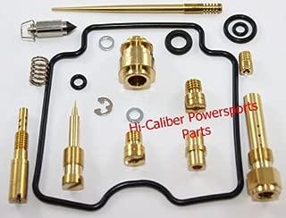 QUALITY Carburetor Rebuild Kit for the2000-2006 Yamaha YFM 400 Kodiak ATV