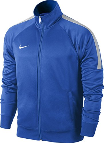 NIKE Team Club Trainer 658683-463 Sudadera, Azul (Blue 658683/463), Large para Hombre