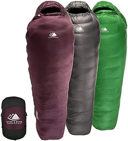 Top 10 Best sleeping bag backpacking Reviews