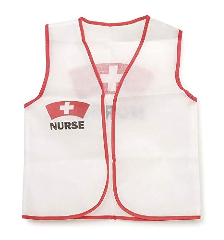 Darice Dress Up Vest - Nurse - 16 x 20 inches