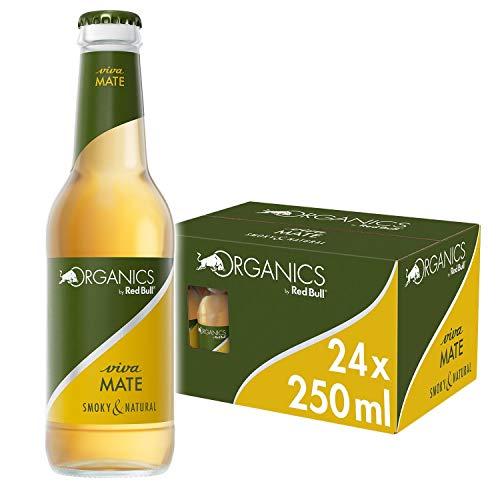 Organics by Red Bull, Viva Mate - 24 botellas de 250ml - Total 6.000ml