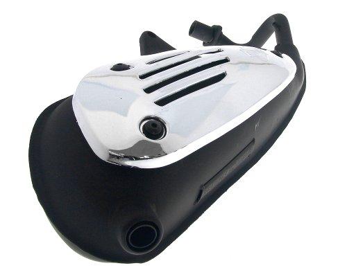 Auspuff SITO Plus - Piaggio Vespa ET4 125 (Leader)