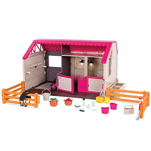 Lori Doll Horse Haven Barn S