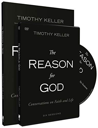 Image of Reason for God Pack, Includes One DVD and One Discussion Guide