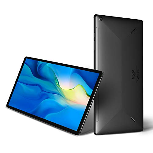 CHUWI Hipad X Android 10.0 Tablet PC, 10.1 inch Unlocked Phablet 4G LTE with Dual Micro SIM, RAM 4G / ROM 128G, Support GPS, OTG, FM, G-Sensor, Light Sensor, TF Card, BT 5.0, Dual WiFi