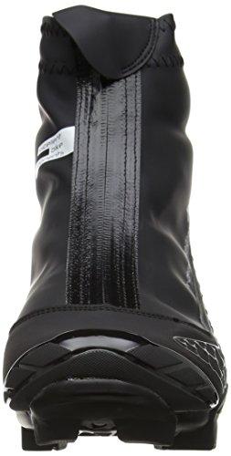 XLC 2500083000 Zapatillas de Invierno CB-M07, Unisex, Negro-Negro, 38