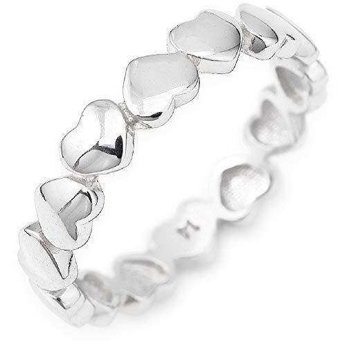anello donna gioielli Amen Amore misura 14 trendy cod. RHH-14