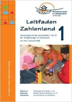 Leitfaden Zahlenland 1 (Das Zahlenland im Kindergarten) ( 1. November 2004 )