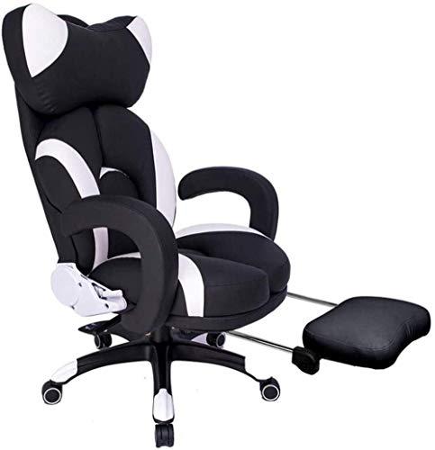 YAMMY Sessel Gaming Stuhl, Gaming Ergonomischer Stuhl Sofa Stuhl Computerspielstuhl Drehstuhl Lounge Stuhl Bürostuhl Stoo (Spielstuhl)