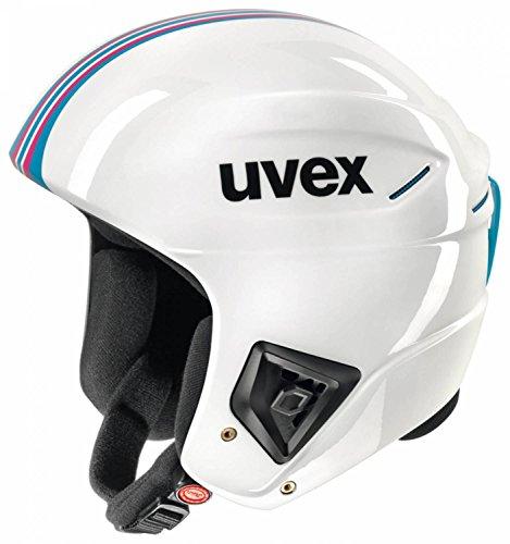 Uvex Race + Casco de esquí, Unisex Adulto
