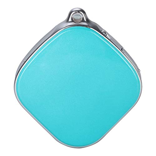 GPS Trackers, WIFI A9 Locator, Positioning Personal Anti-lost SOS Pendant 2G GSM For Kids Chidren Parents Pets Cats Dogs Tracker(Blue)