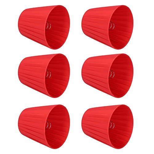 Fácil de instalar Tela de alta calidad Pantalla duradera Cubierta de lámpara sedosa Cubierta de lámpara con clip para bombillas A/B/C/F/P