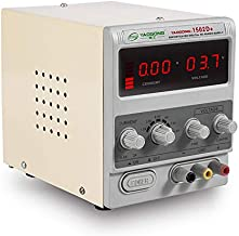 YAOGONG 1502DD Precision Variable Digital DC Power Supply Used in Production Testing, Maintenance, Communications, Research, Teaching, Battery Charging (0-15V,0-2A,110V)