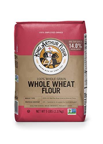 King Arthur Flour Premium 100% Whole Wheat Flour