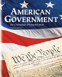 American Government - Abeka High School United States US Government Student Textbook