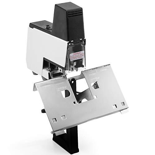 VEVOR Electric Stapler Rapid 106 Automatic Saddle Binding Machine Heavy Duty Flat and Book Binding Machine 2-50 Sheet 110V