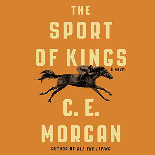 The Sport of Kings audiobook cover art