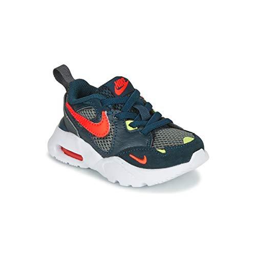 Nike Air Max Fusion (TD) Babyschuhe, Synthetik, Blau - blau - Größe: 23.5 EU