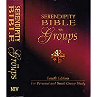 Serendipity Bible for Groups (For Personal and Small Group Study NIV 4th Edition)【洋書】 [並行輸入品]